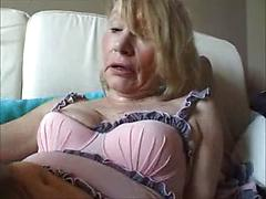 French Mature Loves Anal