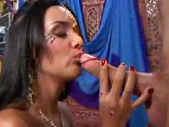 Fucking Indian Slut In The Shop