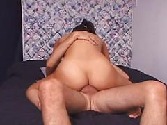 Shy Mexican Slut Takes Her Clothes Off And Fucks Like A Pro