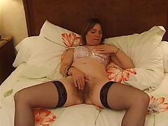 Lesbians With Hairy Pussies Fucking Each Other