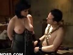Naughty Housewife Gets Punished For Being A Nasty Mom