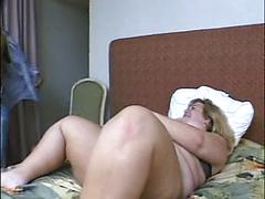 Horny Bbw Pounding Her Wet Pussy With A Sex Toy