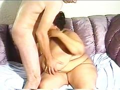 Chubby Latina With Huge Tits Gets Her Pussy Pounded