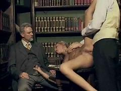 Une Famille Perverse... (Complete movie - French)