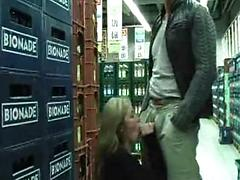 Cute Blonde Amateur Gets Fucked And Jizzed