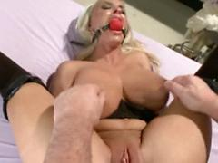 Naughty Nurse Gets More Than Thermometer Shoved Down Throat