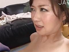 Three Hot Asian Chick Shared A Nice Cock