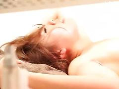 Cute Japanese Girl Gets Her Pussy Licked And Stuffed