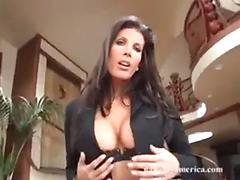 Horny milf needs to be fucked by her husband pov